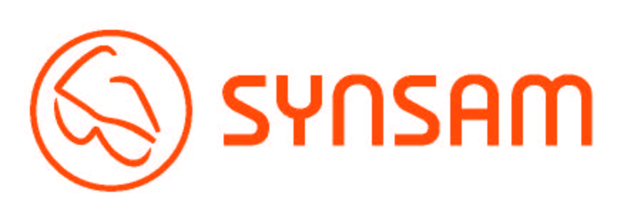 Synsam Logo orange